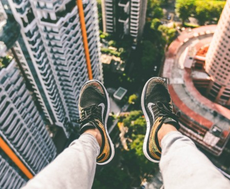 The risk is not risking: How to leap into entrepreneurship