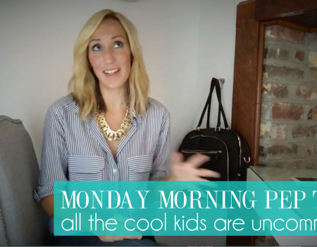 All the cool kids are uncommitting | Monday Morning Pep Talk