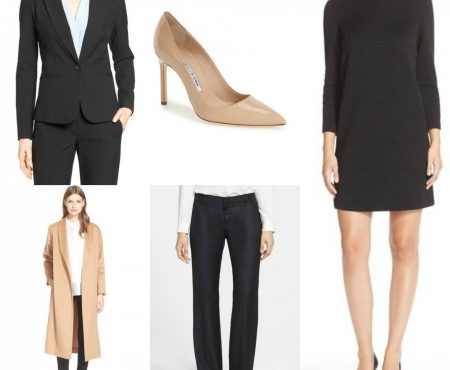 Five style staples every working woman needs to invest in
