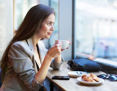 Four reasons coffee shops are good for the soul